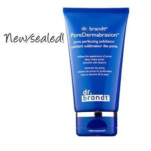 New Dr. Brandt Pore Perfecting Dermabrasion